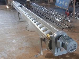 GX型固定式螺旋输送机
