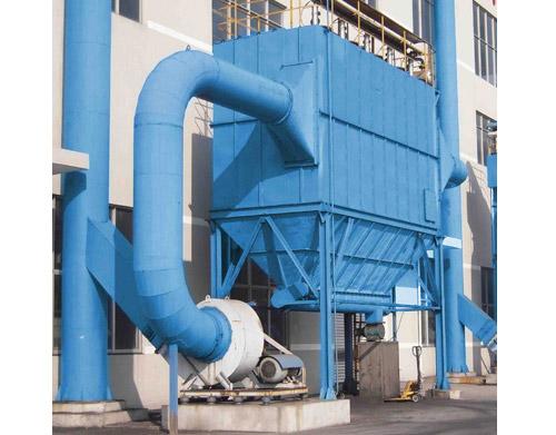 LCPM型分室侧喷低压脉冲布袋除尘器
