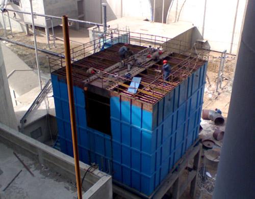 LCM系列长袋离线脉冲除尘器