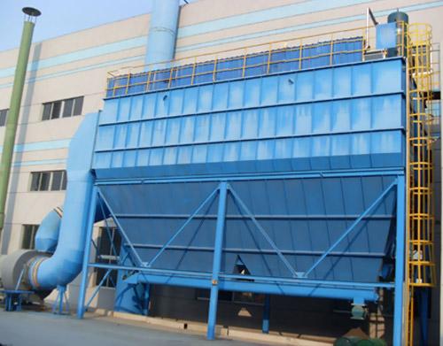 DDF大型袋式反吹袋式除尘器